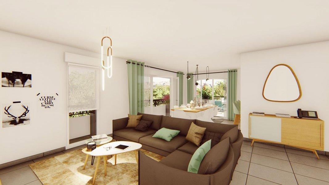 Appartements neufs Aix-en-provence - Aix-en-provence Vue Sainte-victoire