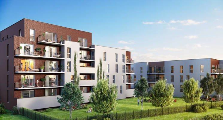 Appartements neufs Capinghem - Capinghem Quartier Humanicité