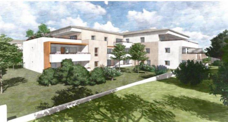 Appartements neufs Nîmes - Nîmes Proche Secteurs Vacquerolles Et Castanet