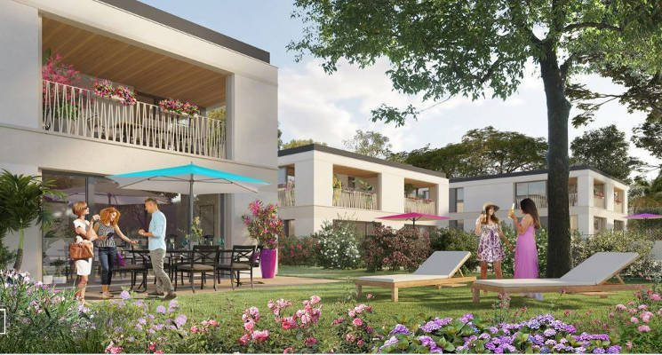 Appartements neufs Feyzin - Feyzin Proche Feyzin Village
