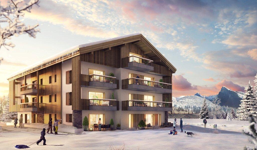 Appartements neufs Samoëns - Samoëns Etteley