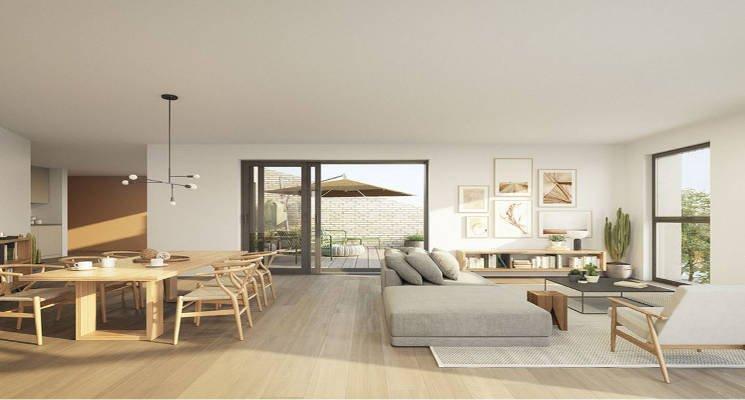 Appartements neufs Bordeaux - Bordeaux Au Coeur De La Bastide