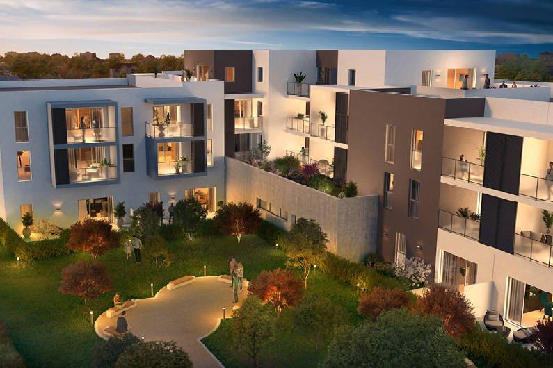 Appartements neufs Castelnau-le-lez - Castelnau-le-lez Proche Tram Centurions