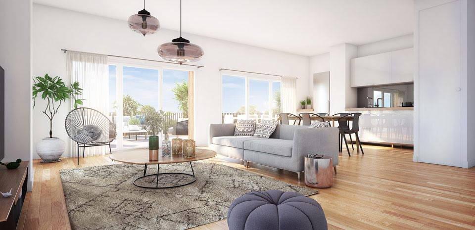 Appartements neufs Lormont - Bordeaux Brazza Au Pied De La Future Brazzaligne