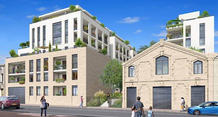 Appartements neufs Bordeaux - Bordeaux Au Pied De La Gare Saint Jean