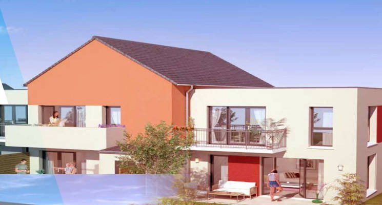 Appartement neuf Ifs - Ifs Quartier Pavillonnaire à 800 M Du Bourg