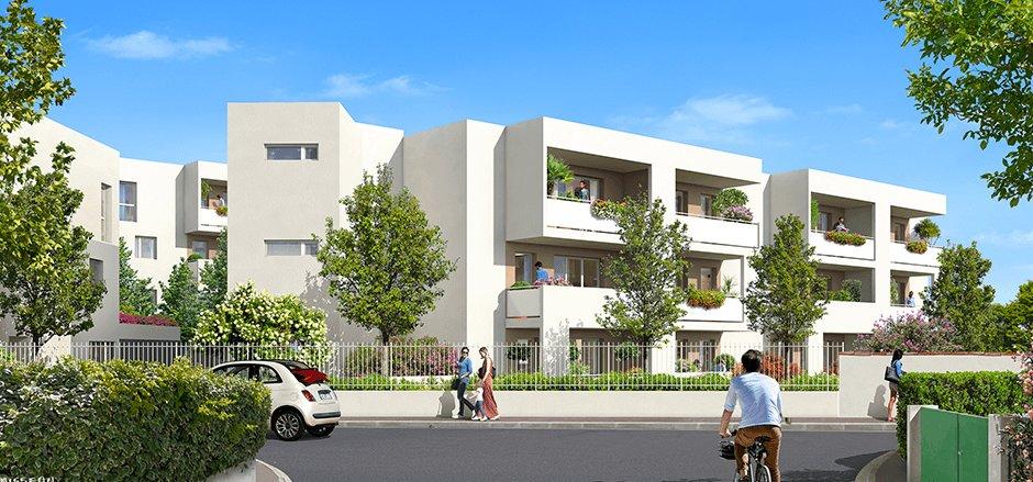Appartement neuf Montpellier - Montpellier Quartier Pergola Petit-bard