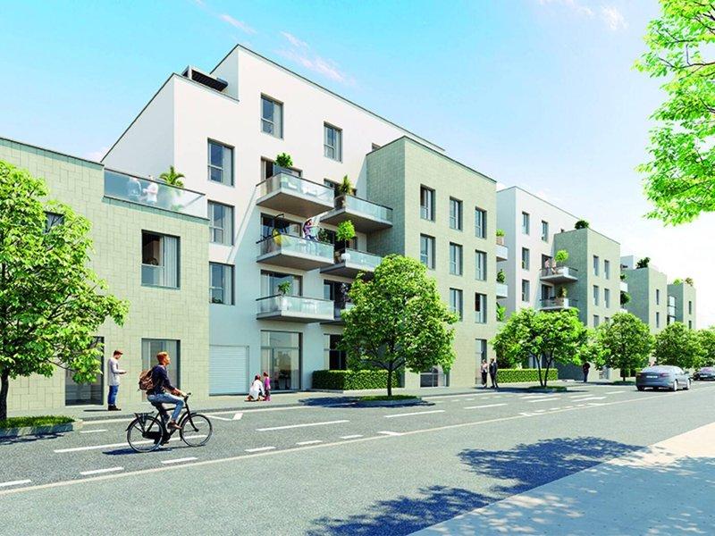 Maisons, appartements neufs Lyon - Lyon 08 Proche Ligne Tramway 4