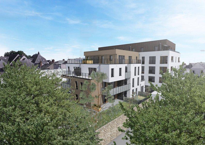 Appartements neufs Angers - Angers Quartier Monplaisir