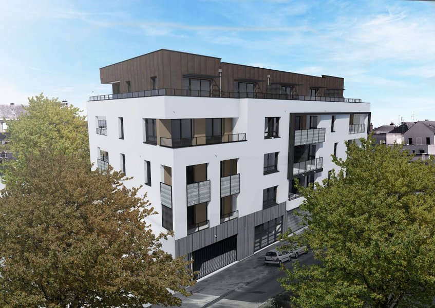 Appartement neuf Angers - Angers Quartier Monplaisir