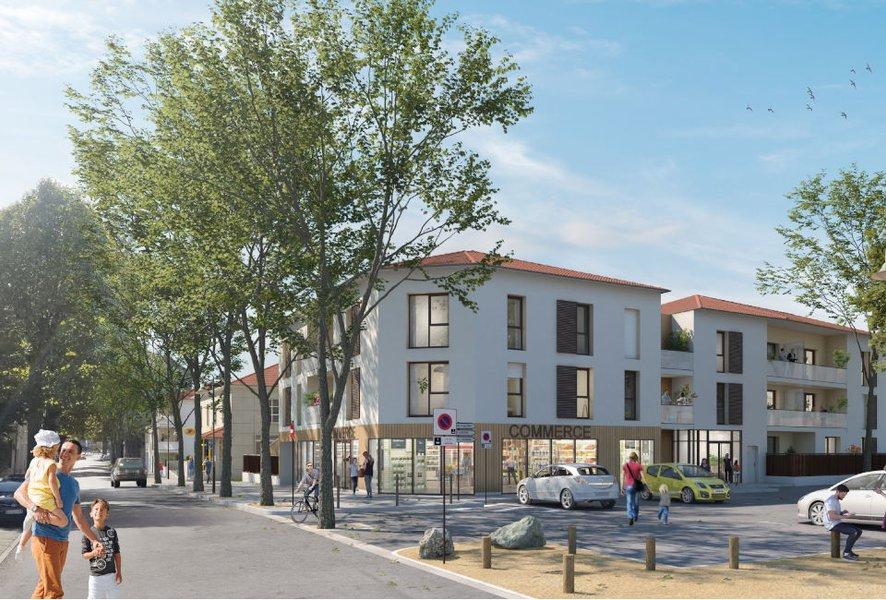 Appartements neufs Montluel - Tempo