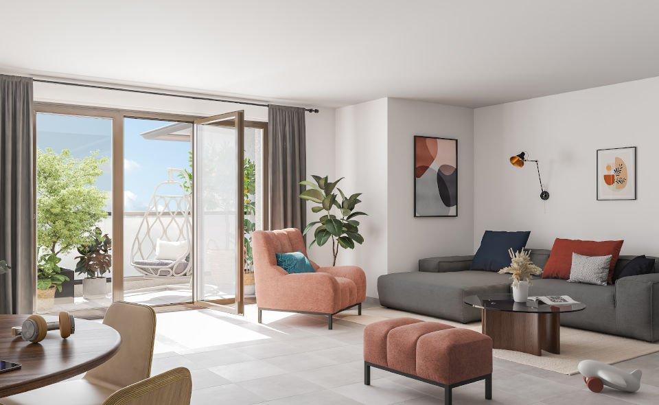Appartements neufs Montluel - Tempo!