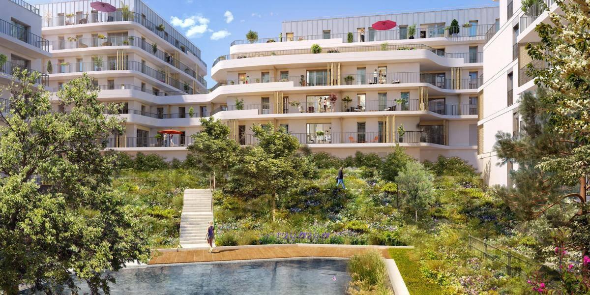 Appartement neuf Rueil-malmaison - Rueil-malmaison Quartier Buzenval