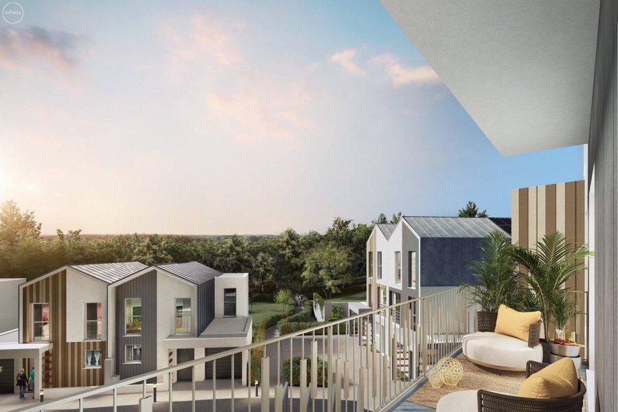 Appartements, maisons neufs Montévrain - Montévrain Proche Bords De Marne