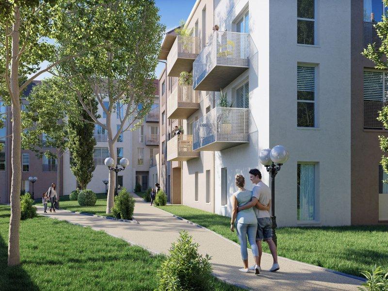 Appartements neufs Sarcelles - Aquarelle