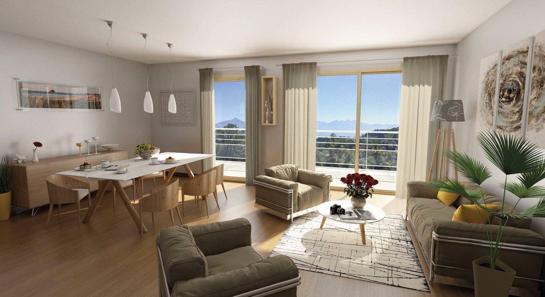 Appartements neufs Monnetier-mornex - Monnetier-mornex Proche Genève Et Ceva