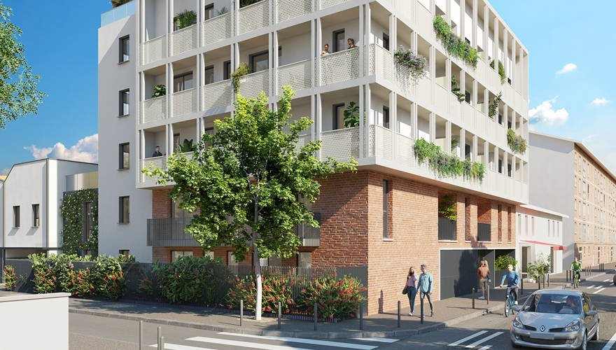 Appartements, maisons neufs Toulouse - Toulouse Secteur Saint-cyprien
