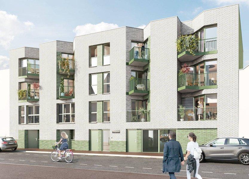 Appartements, maisons neufs Lille - Lille Proche Chu