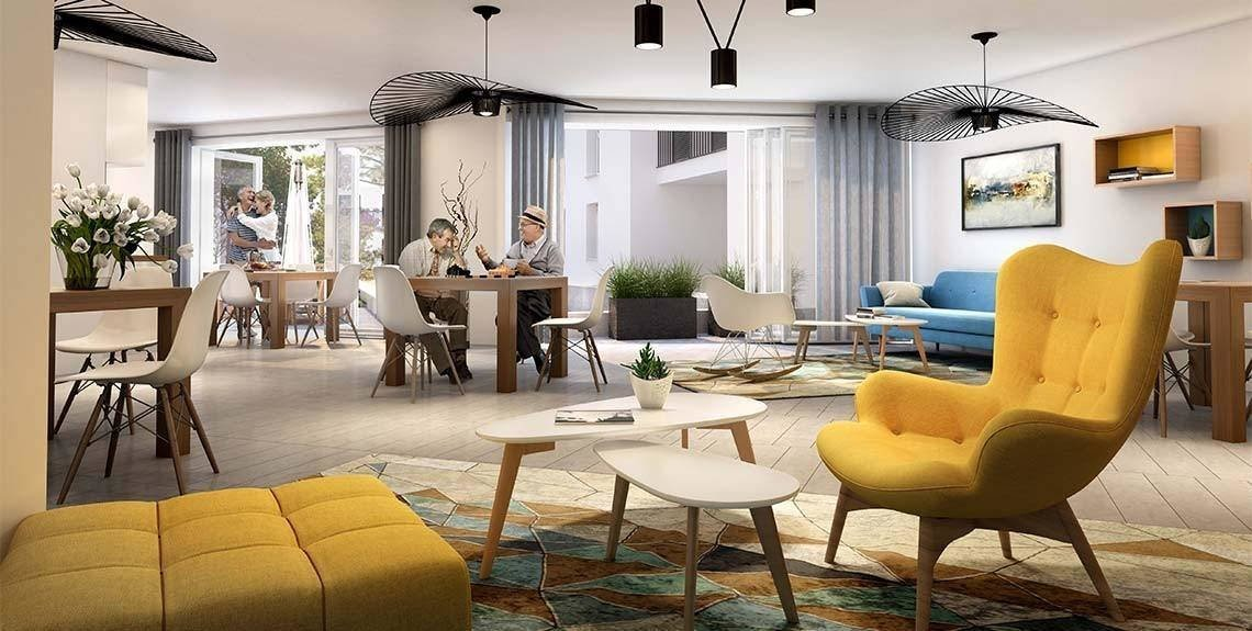 Appartements neufs Bouaye - Bouaye Centre-ville Résidence Seniors