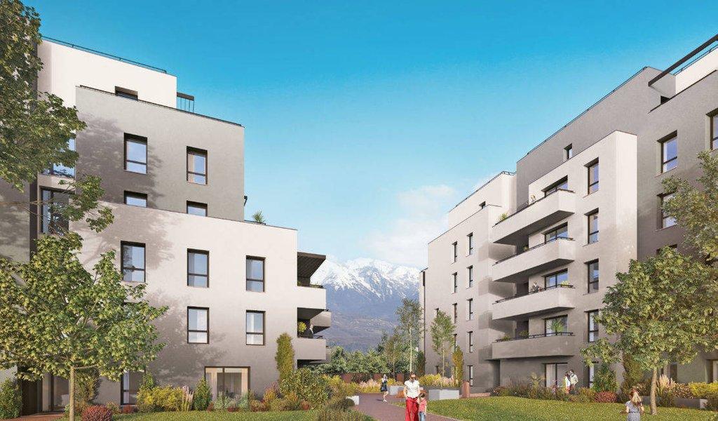 Appartements neufs Le Pont-de-claix - Le Pont-de-claix Proche Commodités