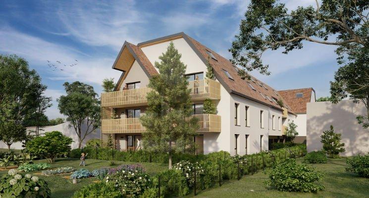 Appartements neufs Strasbourg - Strasbourg à Moins De 10 Min De La Place Kléber