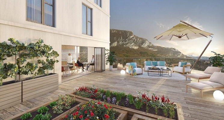 Appartements neufs Grenoble - Grenoble Quartier Cambridge