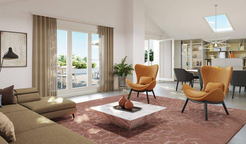 Appartement neuf Saint-ismier - Saint-ismier Cadre Naturel D'exception