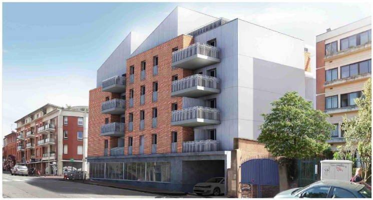 Appartements neufs Toulouse - Toulouse Au Coeur Du Quartier Guilheméry