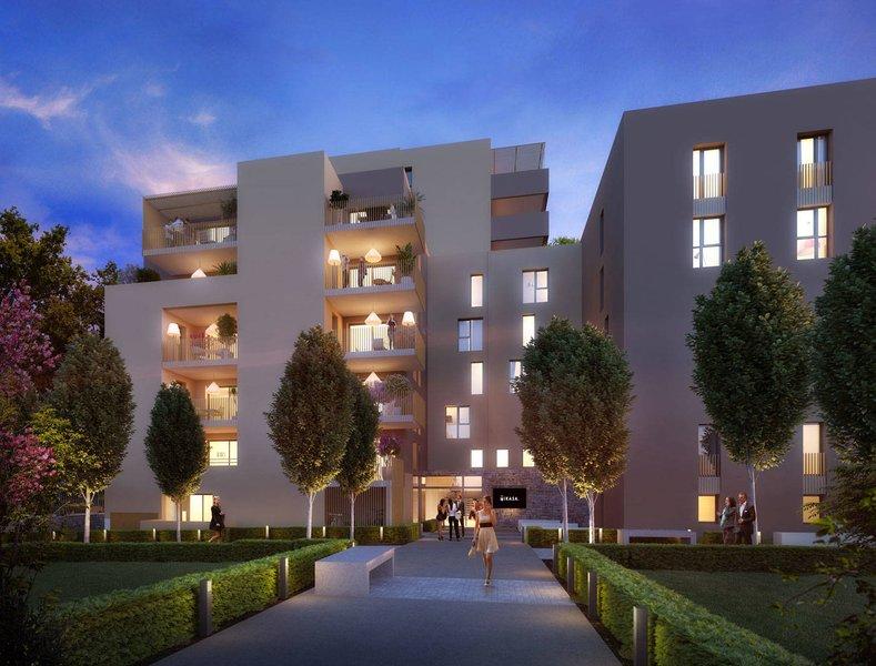 Appartements neufs Montpellier - Montpellier Au Coeur Du Quartier Ovalie