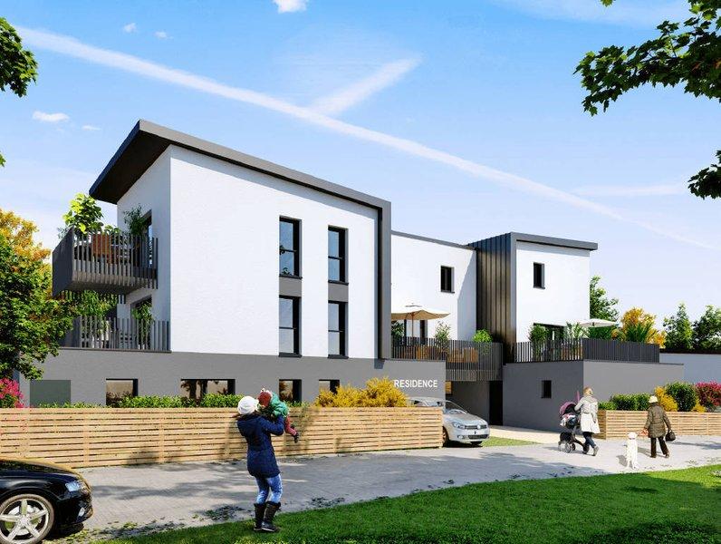 Maisons, appartements neufs Verson - Verson Au Coeur De L'écoquartier