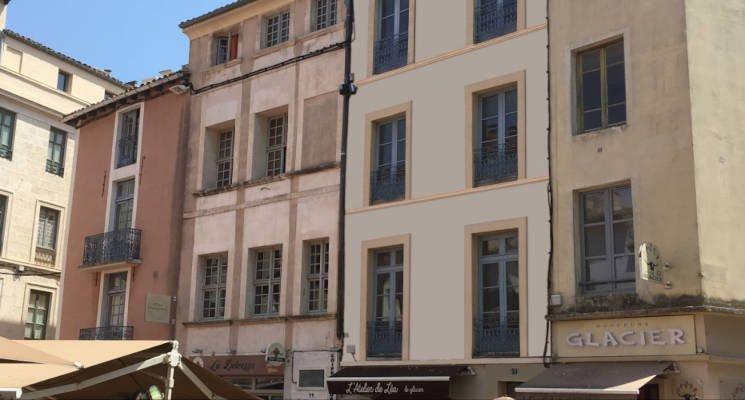 Appartement neuf Nîmes - Nîmes Coeur Historique Proche Des Arènes
