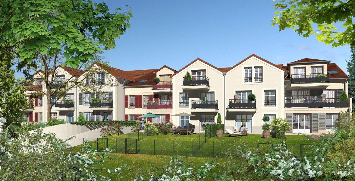 Appartements neufs Savigny-sur-orge - La Closerie Des Vignes
