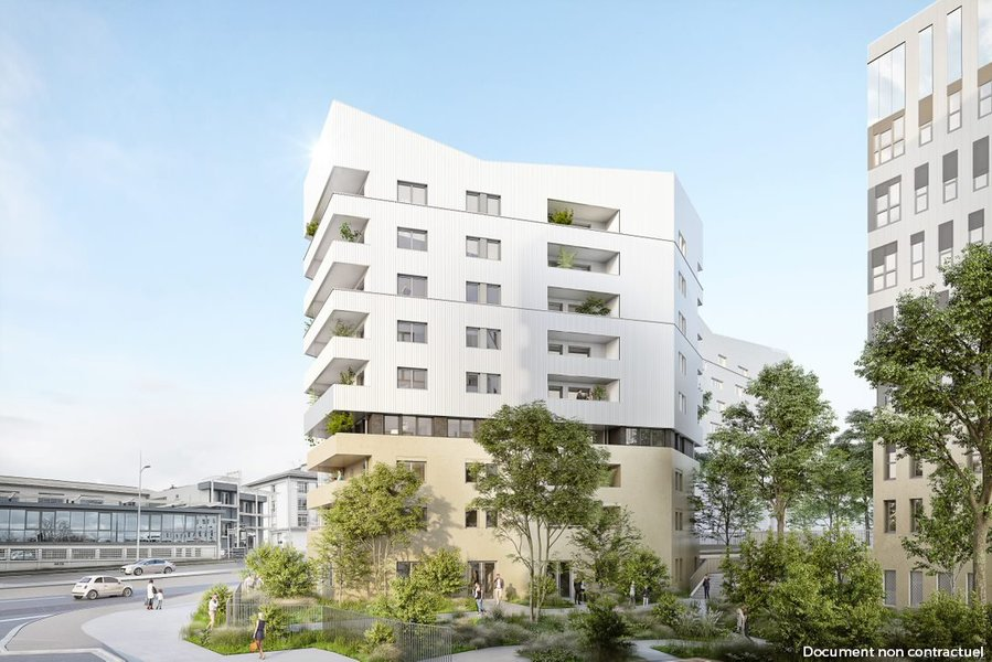 Appartements neufs Saint-nazaire - Emergence