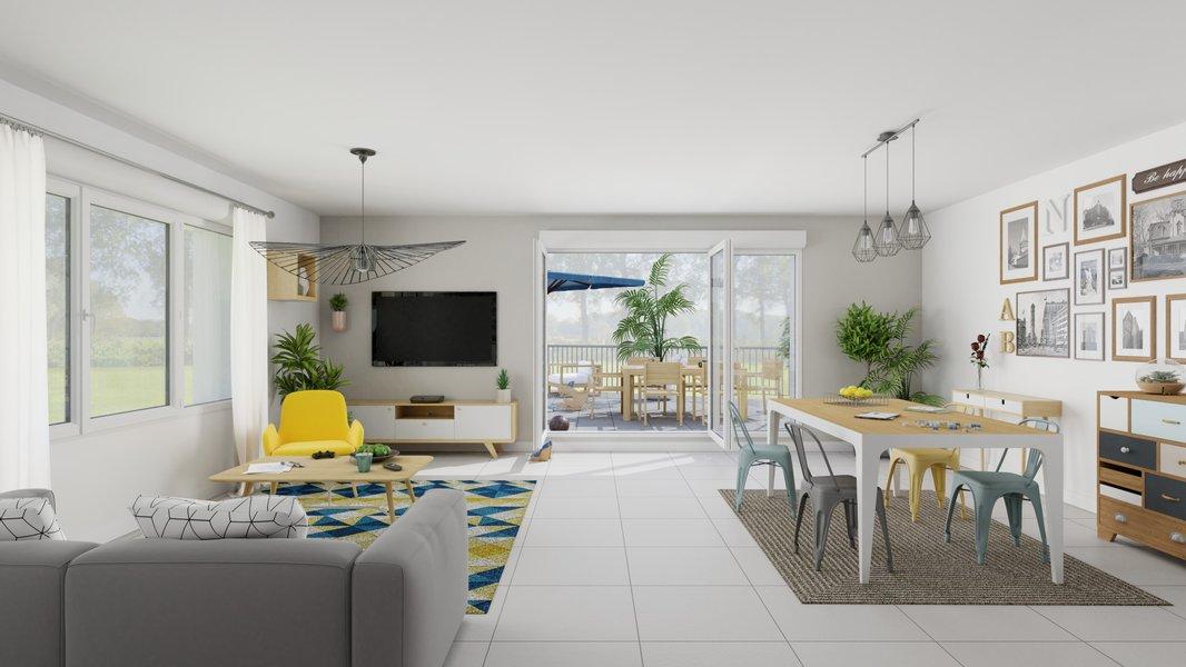 Appartement neuf Saint-nazaire - Origine 2