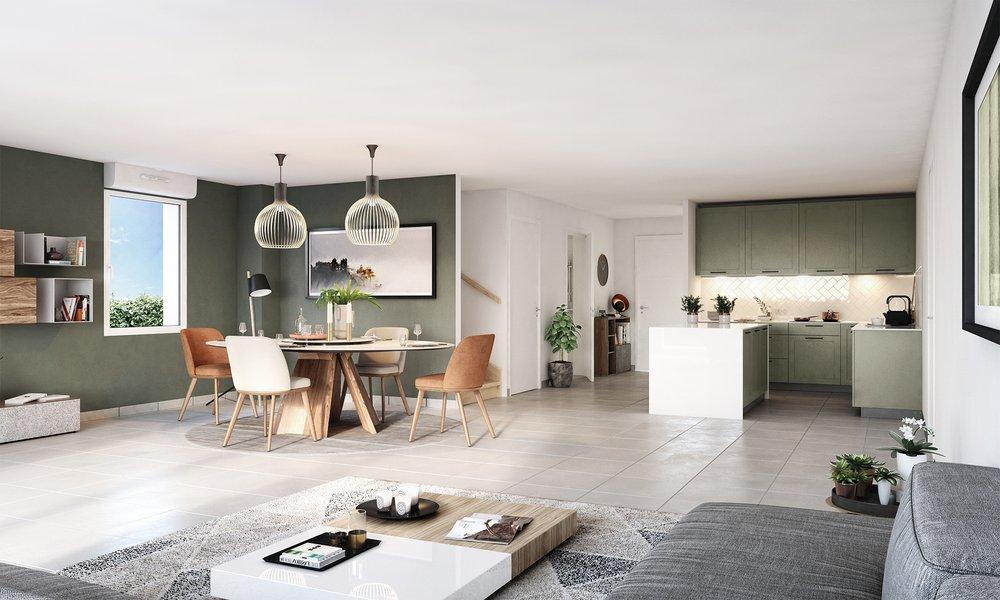 Maisons neuves Aussonne - Vilanova Collection Villa