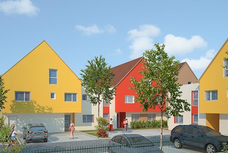 Appartements neufs Perrigny-lès-dijon - Le Hameau Du Cedre