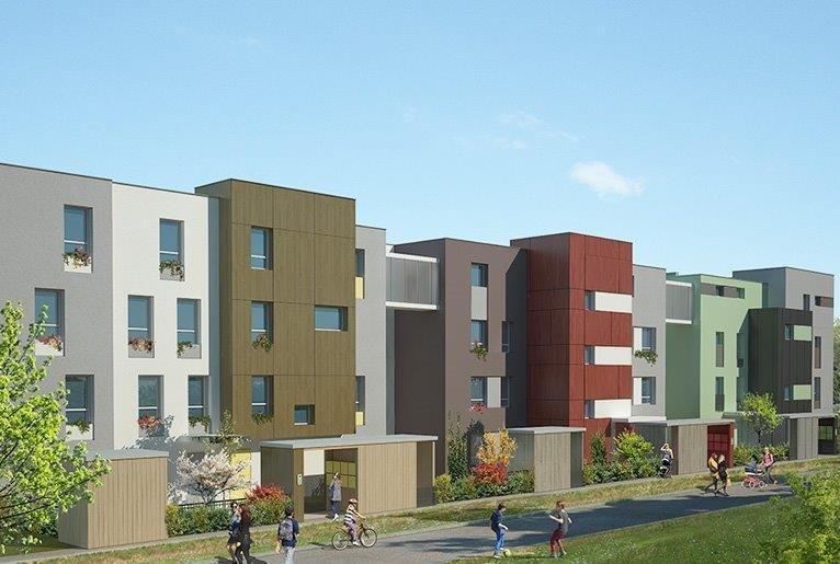 Appartement neuf Dijon - Les Terrasses Du Colisee