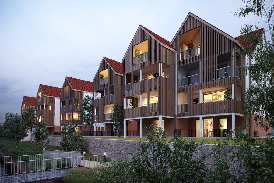 Appartements neufs Obernai - Séduction
