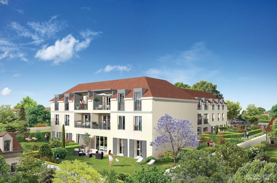 Appartement neuf Noisy-le-roi - Noyer Royal