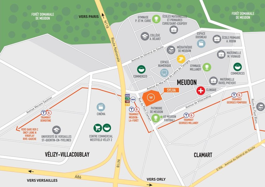 Appartements neufs Meudon - Sylva