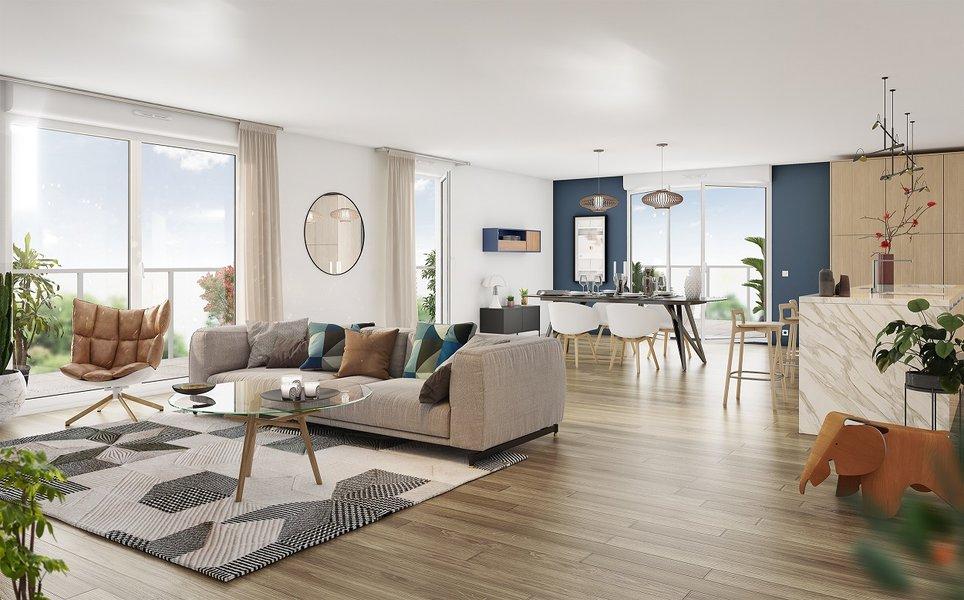 Appartements neufs Amiens - Novaé
