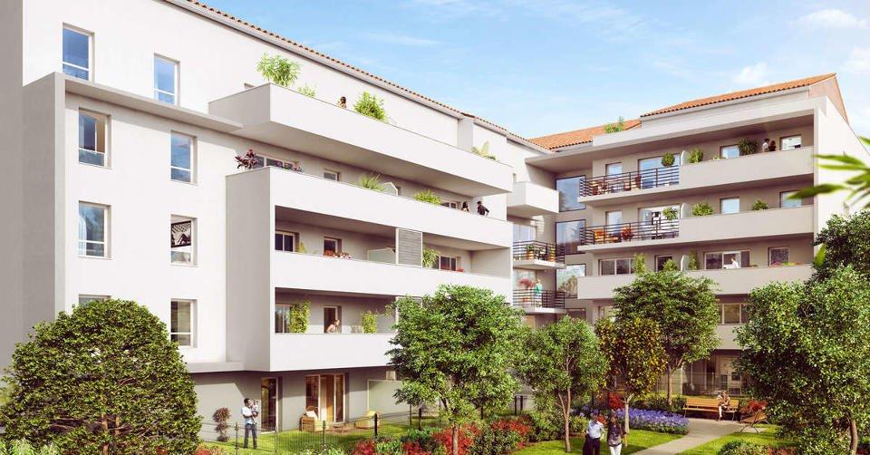 Appartements neufs Marseille - Carte Blanche