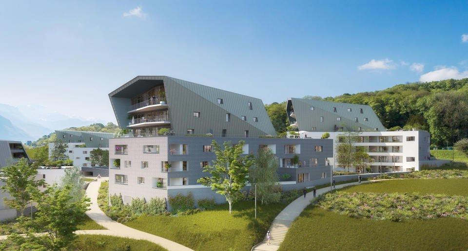 Appartements neufs Annecy - L'avant-scene Le Paradis