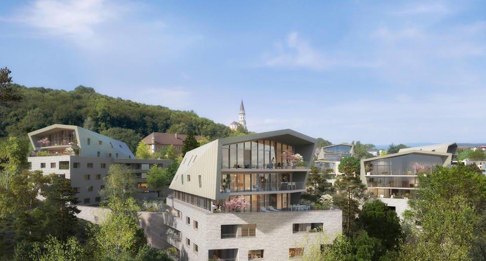 Appartements neufs Annecy - L'avant-scene  La Cantonade