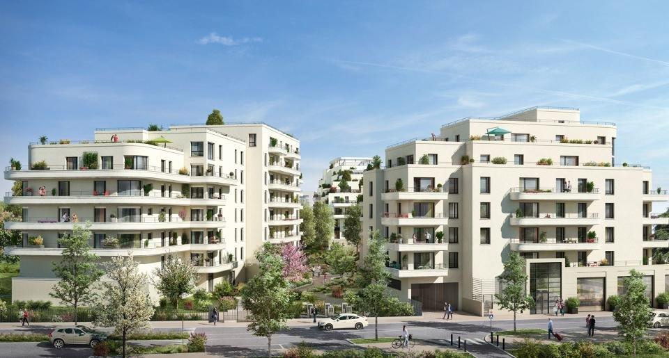 Appartements neufs Colombes - Odace Ilot Ovalie