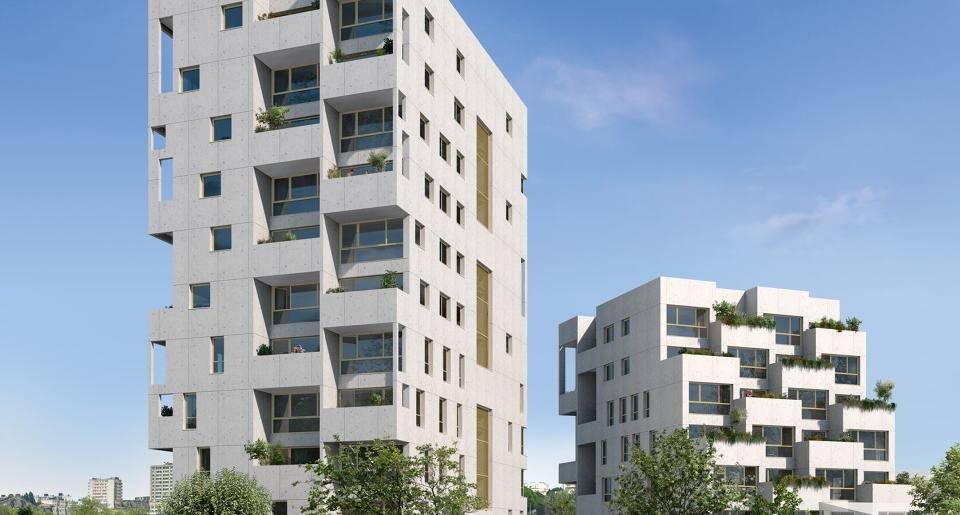 Appartements neufs Ivry-sur-seine - Rive Et Parc