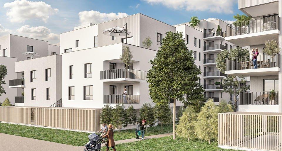 Appartements neufs Eysines - Esprit Des Jalles