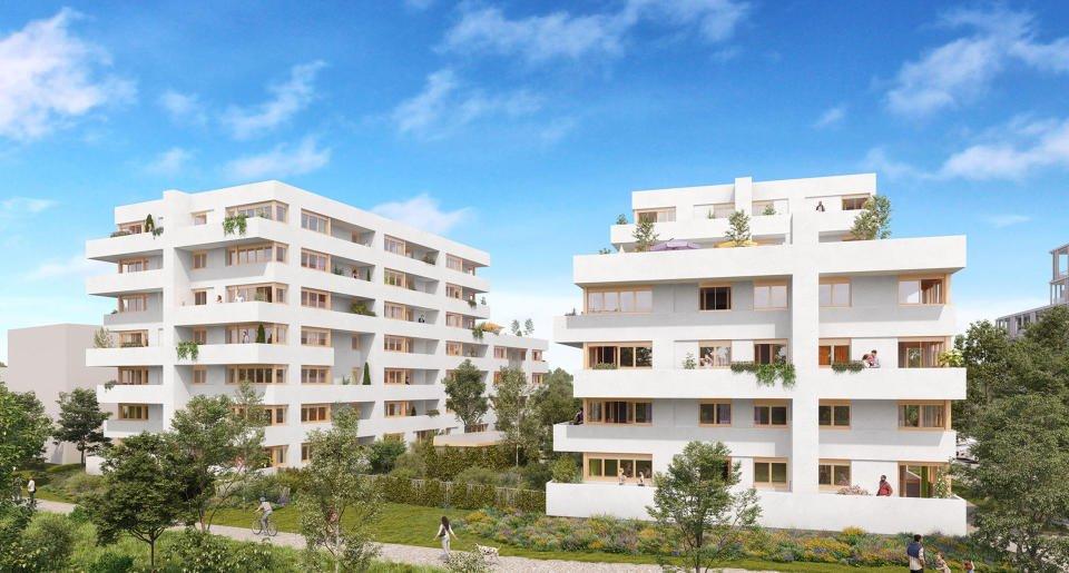 Appartements neufs Cergy - Novarea