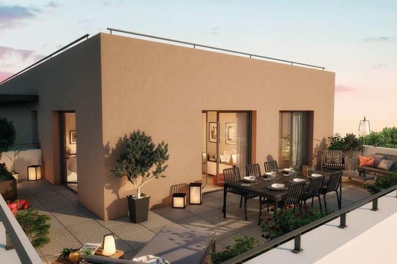 Appartements neufs Montpellier - Villa Emma