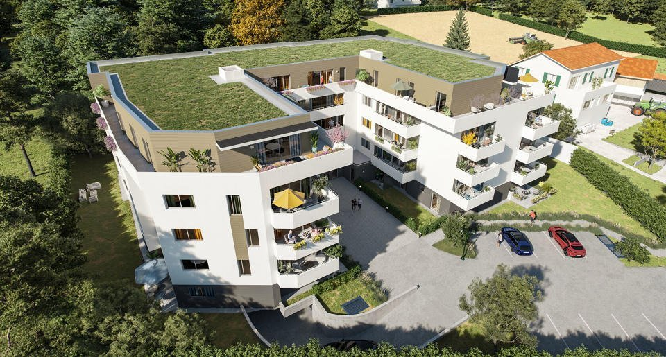 Appartements neufs Annemasse - Eirini